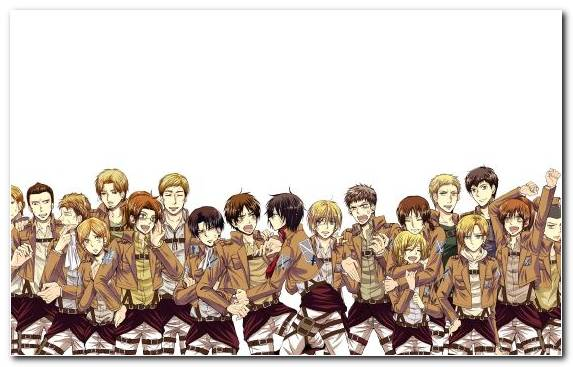 Image Levi Anime Eren Yeager Mikasa Ackerman Illustration