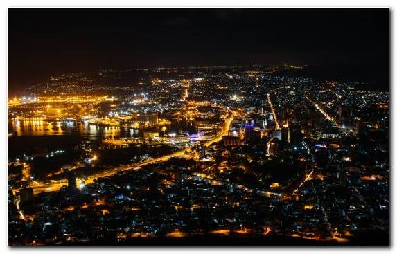 Image Location Arrangement Night Cityscape Reflection