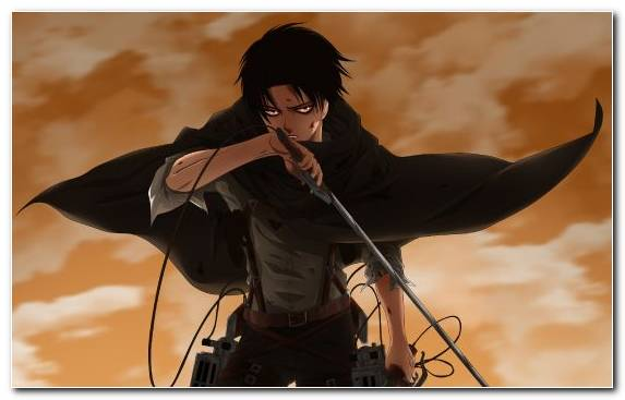 Image Mikasa Ackerman Fictional Character Sky Anime Levi