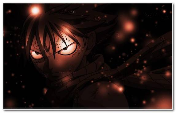 Image Natsu Dragneel Fictional Character Night Fairy Tail Black