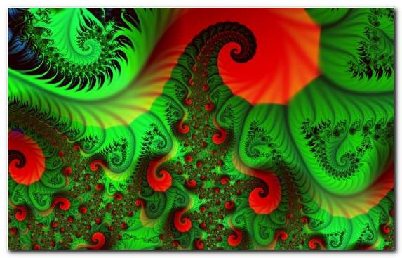 Image Optical Illusion Green Close Up Pattern Optics