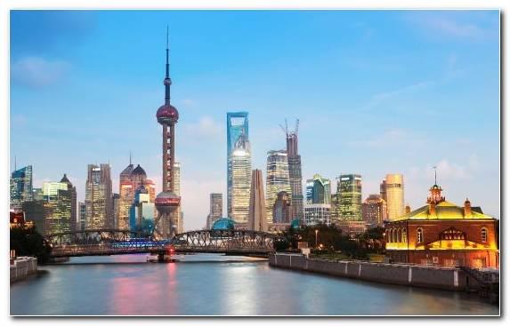 Image Pudong Beijing Tower Sky Landmark