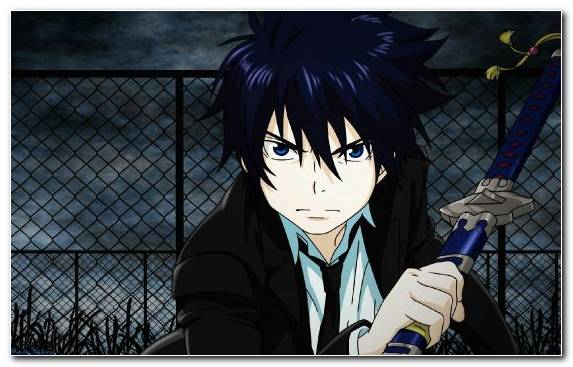 Image Satan Snapshot Fictional Character Cool Blue Exorcist