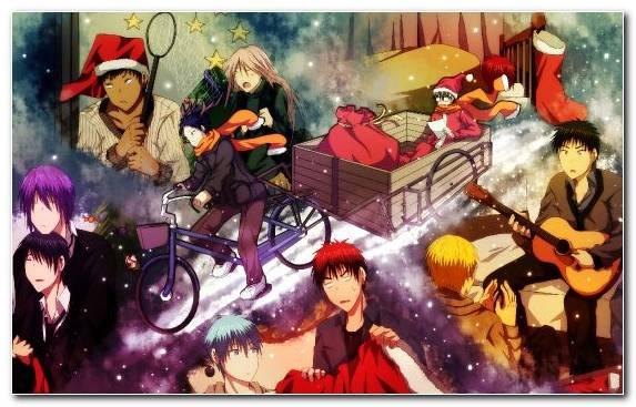 Image Taiga Kagami Christmas Day Manga Christmas Wong
