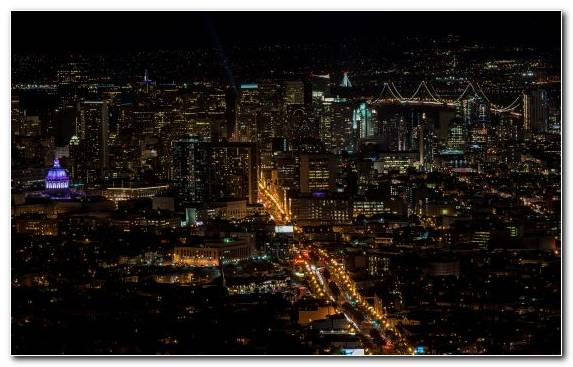Image United States of America horizon cityscape color night