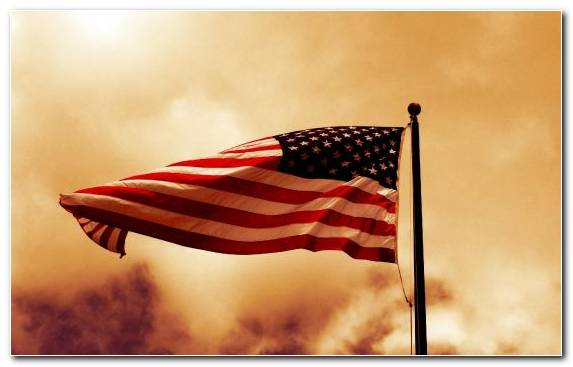 Image United States Of America Sky Flag Red Flag Of The United States