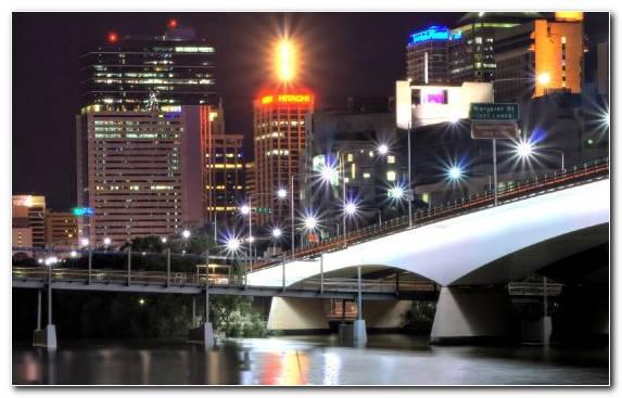 Image Vladivostok Metropolitan Area Lighting Metropolis Downtown