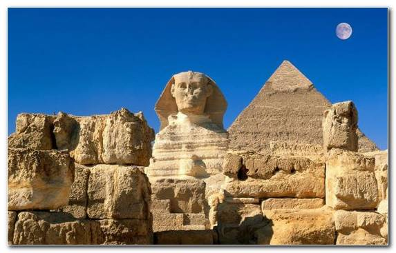 Image Wonders Of The World Ancient History Historic Site Monument Egyptian Pyramids