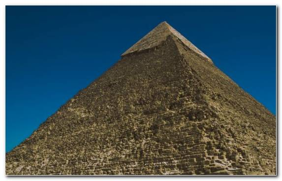 Image Wonders Of The World Landmark Pyramid Archaeological Site Historic Site