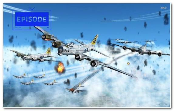Image World War II Bomber Flight Second World War Art