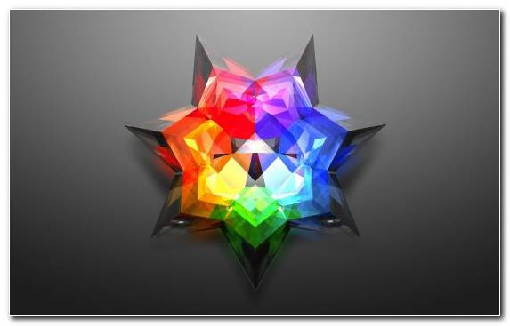 Image Abstract Symmetry Multi Shape Graphic Design