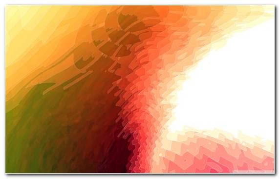 Image Abstraction Light Abstract Orange Red