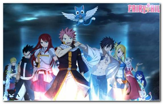 Image Action Figure Graphics Natsu Dragneel Fairy Tail Erza Scarlet