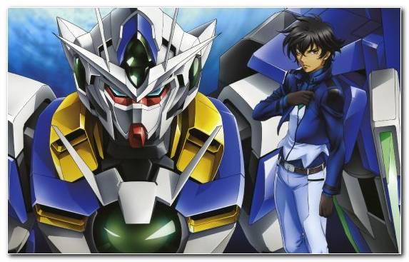 Image Action Figure Robot Allelujah Haptism Gundam Character