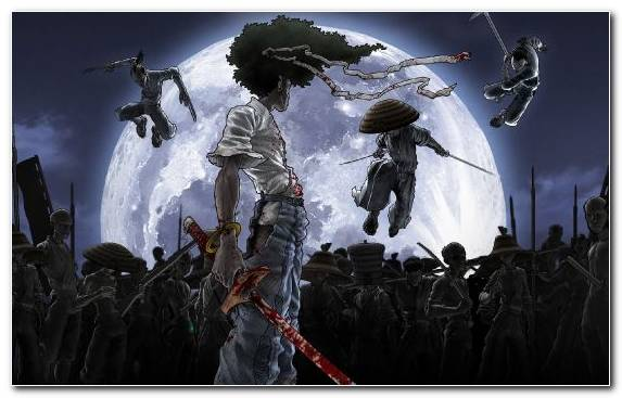 Image Adventurer Dark Pc Game Afro Samurai Visual Effects