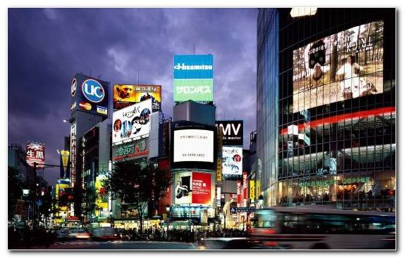 Image Advertising Urban Area Capital City Cityscape Tokyo Japan