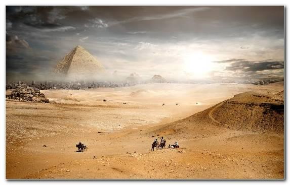 Image aeolian landform wadi landscape sand desert