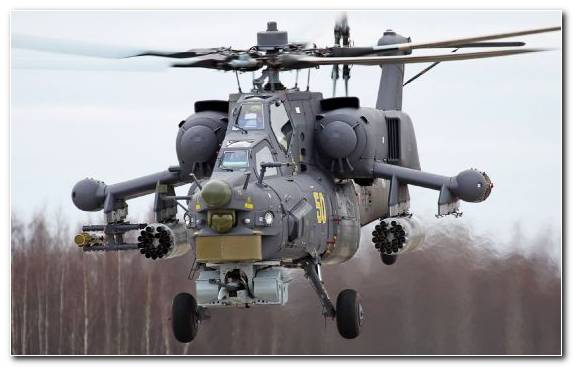 Image Aerospace Engineering Helicopter Rotor Attack Helicopter Mil Mi 28 Air Force