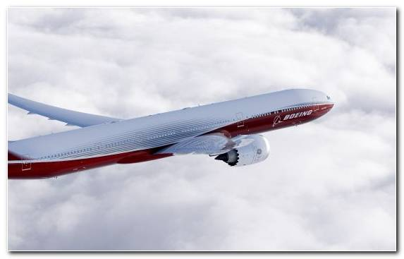 Image Aerospace Engineering Wide Body Aircraft Aviation Boeing 777 Airline