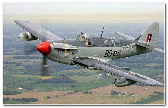 Image Air Force Supermarine Spitfire Propeller Driven Aircraft Aircraft Engine United States Air Force