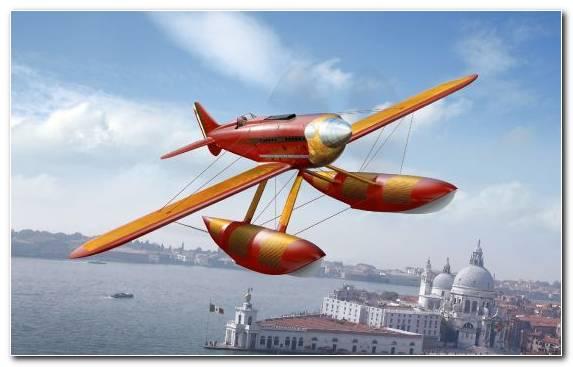 Image Air Racing Macchi C 202 Airplane Macchi C 200 Monoplane
