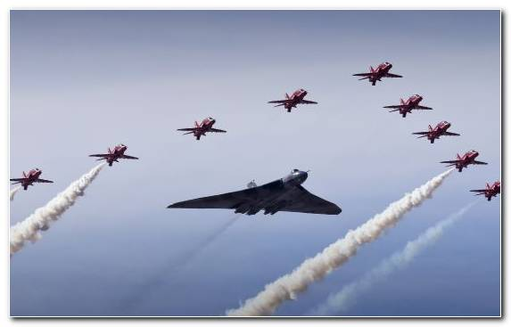 Image Air Show Aircraft Avro Vulcan Aviation Aerospace Engineering