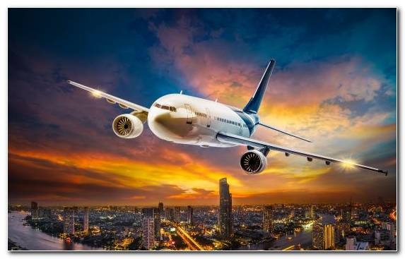 Image Air Travel Aircraft Wide Body Aircraft Airliner Aerospace Engineering