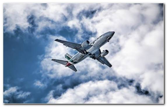 Image Air Travel Airline Airplane Aviation Airliner