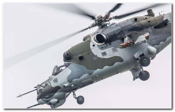 Image Aircraft Aerospace Engineering Mil Mi 24 Air Force Aviation