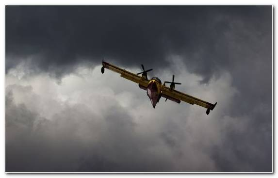 Image Aircraft Aviation General Aviation Helicopter Cloud