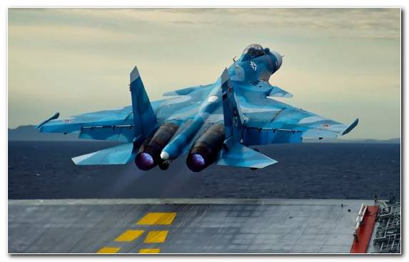 Image Aircraft Mikoyan Mig 29 Mikoyan MiG 29K Fighter Aircraft Carrier Based Aircraft