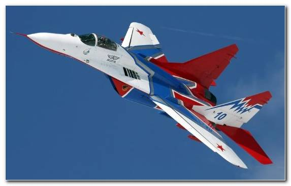 Image Aircraft Military Aircraft Mikoyan Mig 35 Air Force Russia