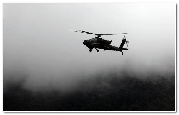 Image Aircraft Sky Aviation Black And White Military Helicopter