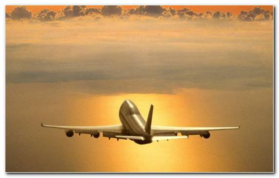 Image Airliner Air Travel Aviation Airplane Wing