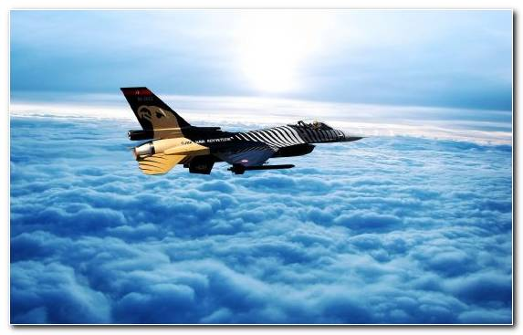 Image Airplane Aviation Flight Fighter Aircraft Cloud Computing