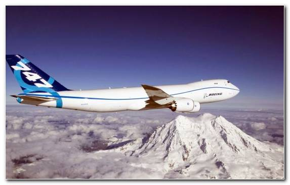 Image Airplane Boeing 747 Air Travel Aerospace Engineering Aircraft