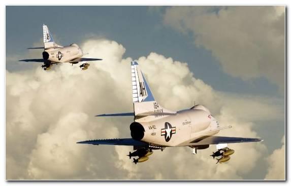 Image Airplane Douglas A 4 Skyhawk Engine Jet Aircraft Aircraft