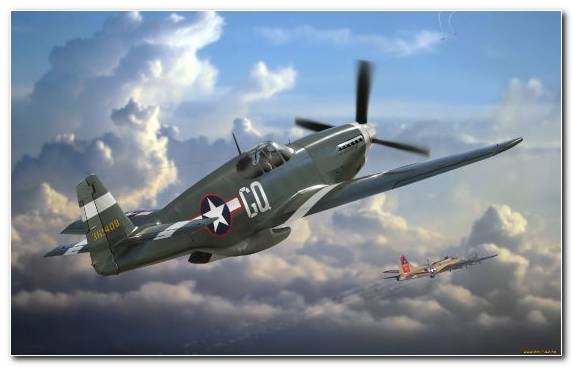 Image Airplane Supermarine Spitfire Propeller Driven Aircraft North American P 51 Mustang Ford Mustang