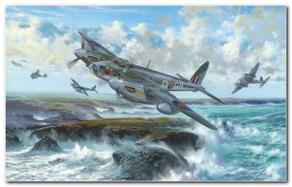 Image Airplane Wind Wave Second World War De Havilland Aviation