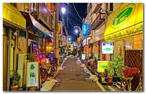 Image Alley Tokyo Capital City Horizon Marketplace