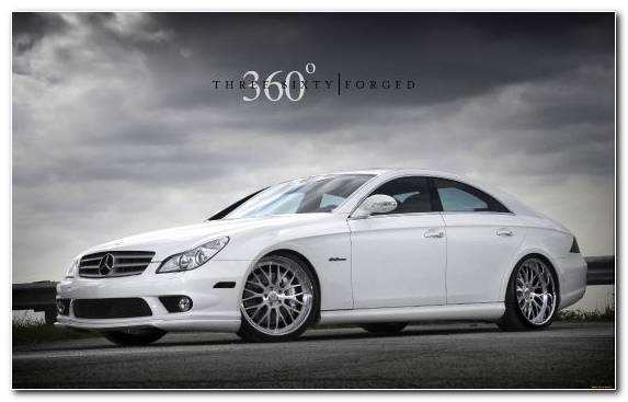 Image Alloy Wheel Mercedes Benz CLS Class Executive Car Personal Luxury Car Mercedes Benz E Class