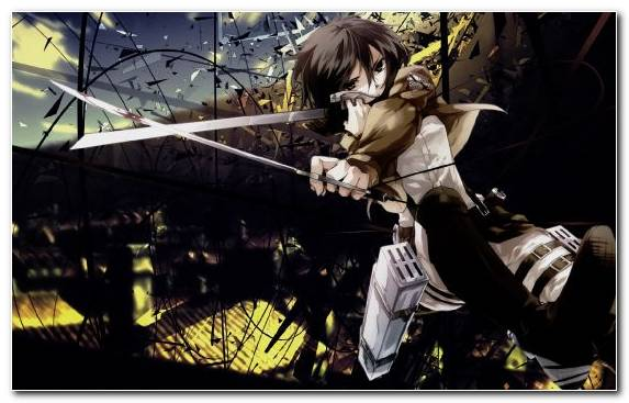 Image Anime Levi Darkness Fictional Character Attack On Titan