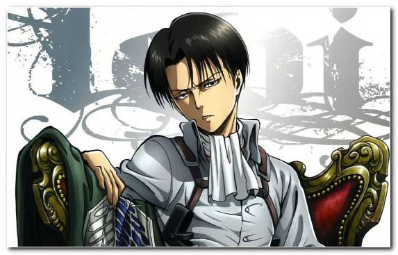 Image Anime Canvas Levi Fiction Manga
