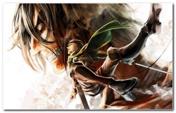 Image Anime Fictional Character Levi Music Attack On Titan