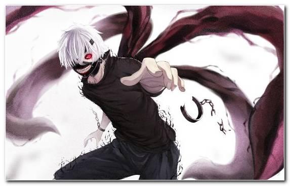Image Anime Fictional Character Tokyo Ghoul Ken Kaneki Ghoul