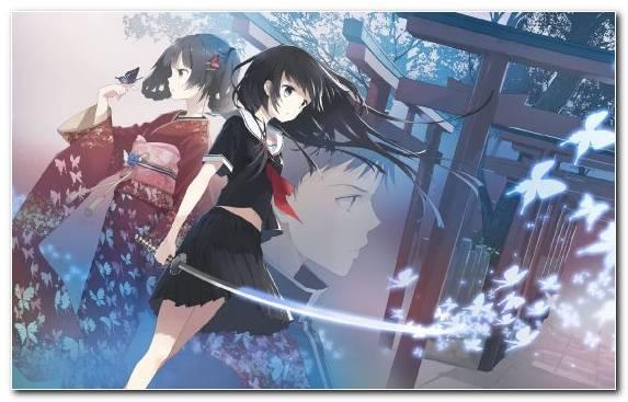 Image Anime Girl