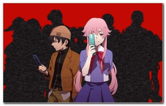 Image Anime Human Fictional Character Future Diary Manga