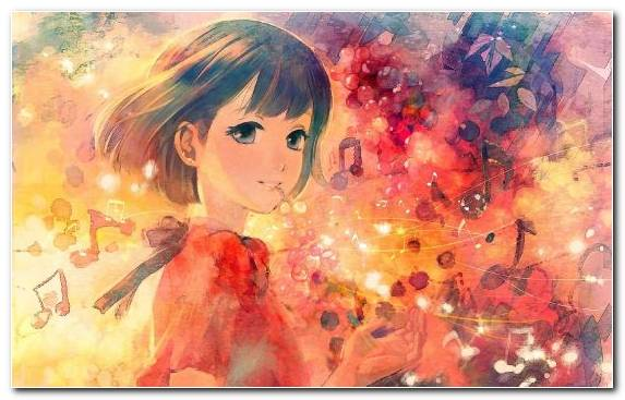 Image Anime Pink Creative Arts Kawaii Art