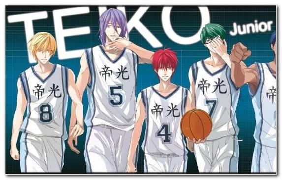 Image anime sportswear sports team sport basketball player