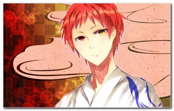 Image Anime Tetsuya Kuroko Illustration Red Red Hair